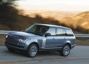The Range Rover Sport P400e Plug-In Hybrid Can Drive Using Electricity Alone - image 790123