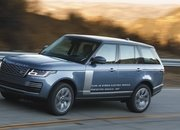 The Range Rover Sport P400e Plug-In Hybrid Can Drive Using Electricity Alone - image 790128