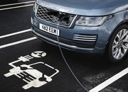 The Range Rover Sport P400e Plug-In Hybrid Can Drive Using Electricity Alone - image 790116