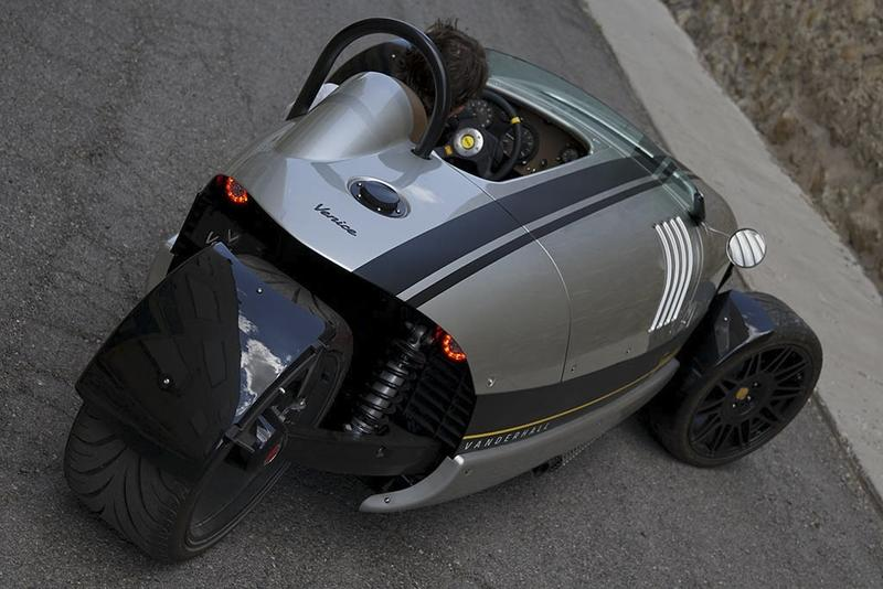 The Three-Wheeled Venice Speedster Is Almost Here!