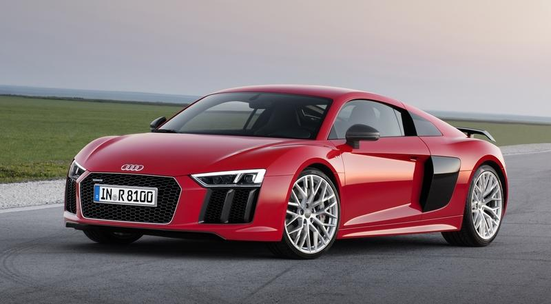 This Is How The Audi PB18 e-tron Compares To The Audi R8 V-10 Plus