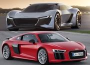 This Is How The Audi PB18 e-tron Compares To The Audi R8 V-10 Plus - image 793870