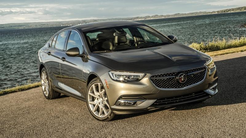 This is Why You Will Simply Fall In Love With The New Luxurious Buick Regal Avenir