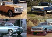 Two Door SUVs Aren't Making A Comeback And These Five Oddballs May Tell Us Why - image 793435