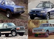 Two Door SUVs Aren't Making A Comeback And These Five Oddballs May Tell Us Why - image 793436