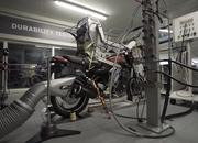 Akrapovic uses a human robot at its swanky-new test facility - image 790333