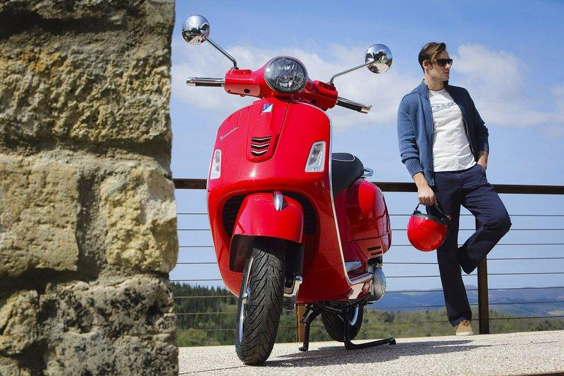 Piaggio to fit its scooters with free tracking devices
