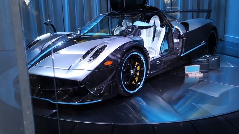 Video: Another Look at the Pagani Huayra L'Ultimo