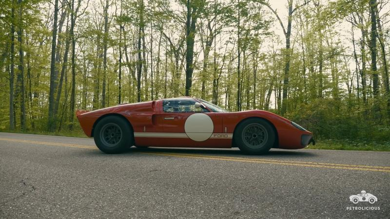 Video: Petrolicious Gets Up Close and Personal With a '66 Ford GT40