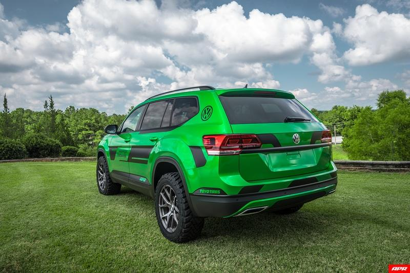 2018 Volkswagen Atlas by APR - image 791804