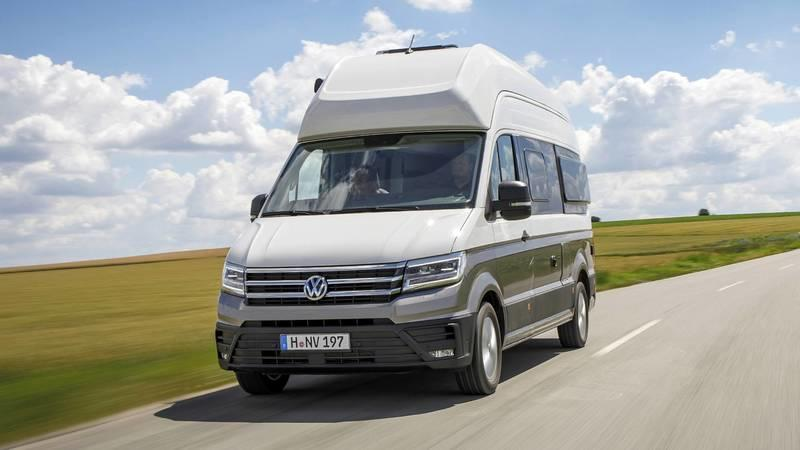 2018 Volkswagen Grand California