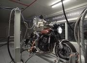 Akrapovic uses a human robot at its swanky-new test facility - image 790330