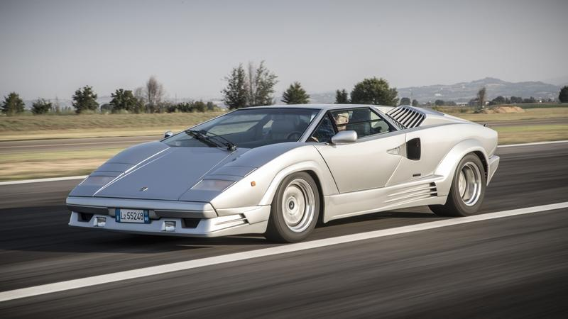 "What's in a Name? The Origin of the ""Countach"" Name Comes To Light"