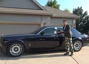 YouTube Star's $80,000 Rolls-Royce Phantom Has A Few Problems With It - image 789500