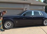 YouTube Star's $80,000 Rolls-Royce Phantom Has A Few Problems With It - image 789501