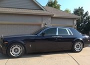 YouTube Star's $80,000 Rolls-Royce Phantom Has A Few Problems With It - image 789499
