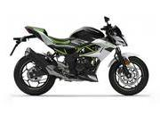 Kawasaki is out with its new 125cc Ninja and Z babies - image 795520