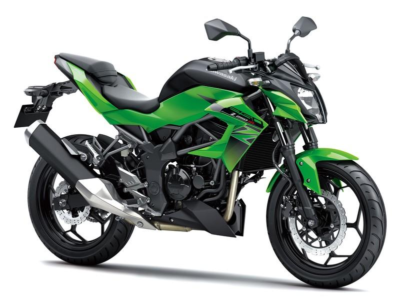 Kawasaki is out with its new 125cc Ninja and Z babies Exterior - image 795513