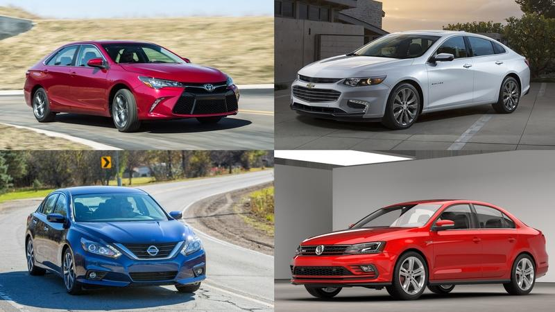 10 Best Used Cars For New Drivers