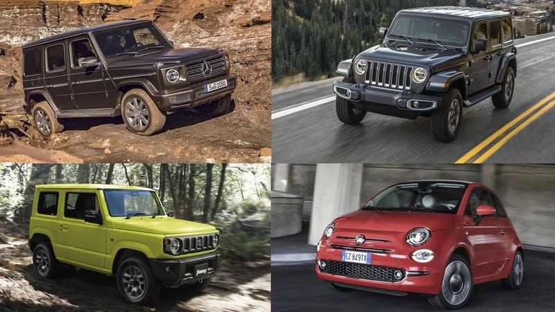 11 New Retro-Styled Cars Available Today
