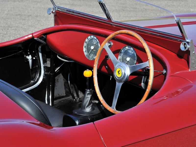 1951 1951 Ferrari 340 America Barchetta by Touring