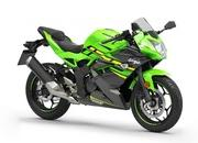Kawasaki is out with its new 125cc Ninja and Z babies - image 795518