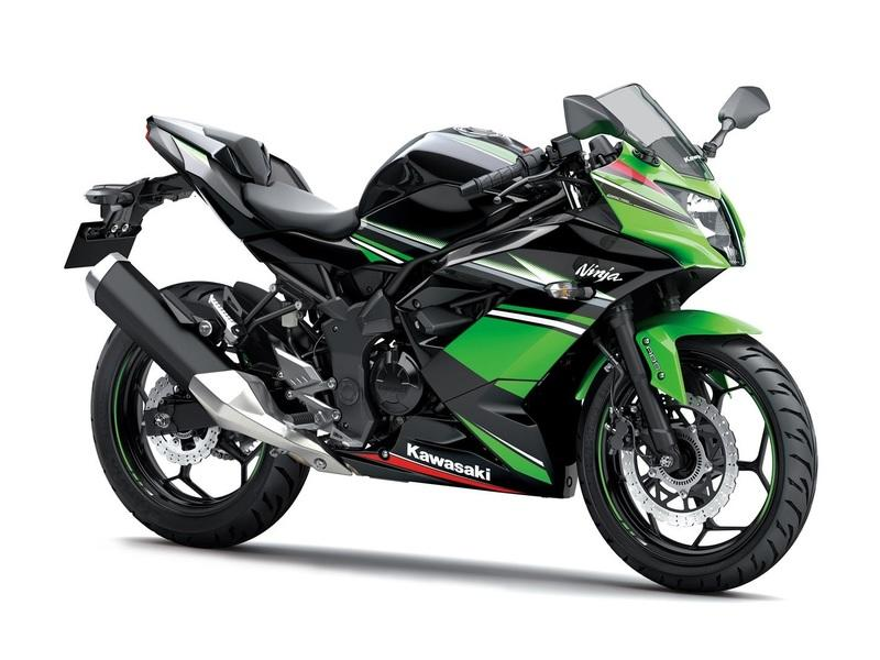 Kawasaki is out with its new 125cc Ninja and Z babies Exterior - image 795512