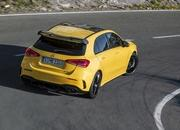 2020 BMW M135i vs 2020 Mercedes-AMG A35 - image 796028