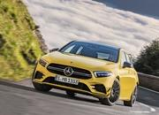 2020 BMW M135i vs 2020 Mercedes-AMG A35 - image 796038