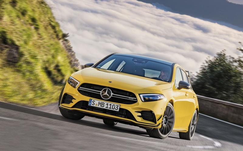 10 Must Know Facts About the Mercedes-AMG A35