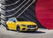 2020 BMW M135i vs 2020 Mercedes-AMG A35 - image 796040