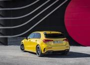 2020 BMW M135i vs 2020 Mercedes-AMG A35 - image 796042