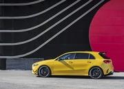 2020 BMW M135i vs 2020 Mercedes-AMG A35 - image 796043