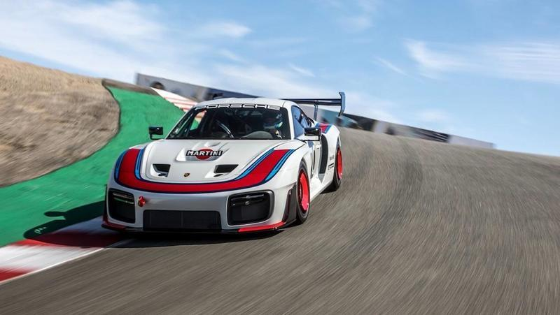 Porsche Runs the New Breed at Monza: Video