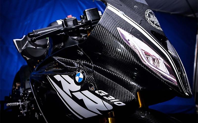 Is this the BMW G310RR? The German's new secret mini weapon? - image 795537