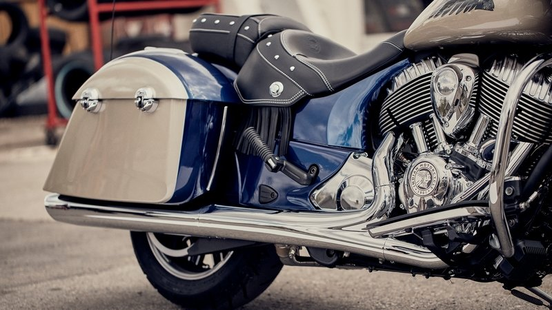 2019 Indian Motorcycle Chieftain Classic