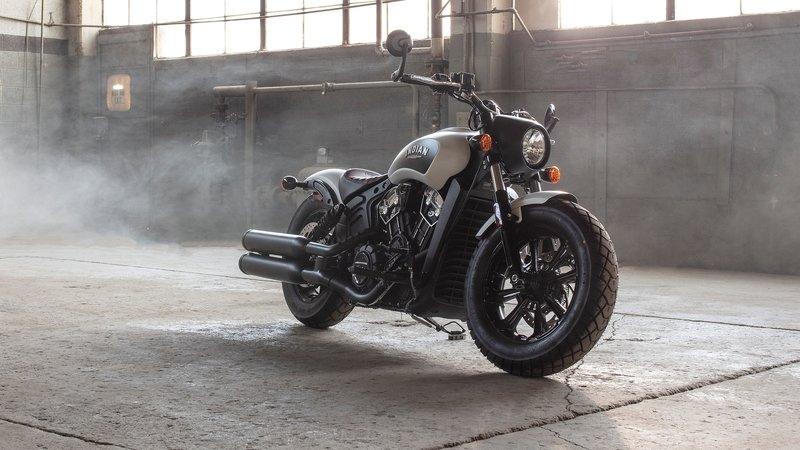 2018 - 2019 Indian Motorcycle Scout Bobber