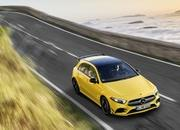 2019 Mercedes-AMG A35 4Matic Unveiled - image 795935