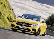 2019 Mercedes-AMG A35 4Matic Unveiled - image 795936
