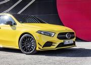 2019 Mercedes-AMG A35 4Matic Unveiled - image 795946