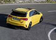 2019 Mercedes-AMG A35 4Matic Unveiled - image 795929