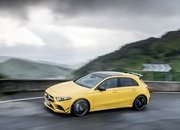 2019 Mercedes-AMG A35 4Matic Unveiled - image 795930