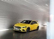 2019 Mercedes-AMG A35 4Matic Unveiled - image 795932