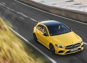 2020 BMW M135i vs 2020 Mercedes-AMG A35 - image 796250