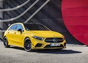 2020 BMW M135i vs 2020 Mercedes-AMG A35 - image 796249