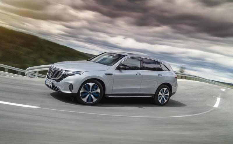 2019 Mercedes-Benz EQC | Top Speed