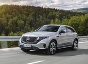 Mercedes EQC vs Mercedes Generation EQ Concept - image 794140