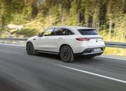 Mercedes EQC vs Mercedes Generation EQ Concept - image 794143