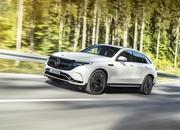 Mercedes EQC vs Mercedes Generation EQ Concept - image 794145