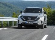 Mercedes EQC vs Mercedes Generation EQ Concept - image 794125
